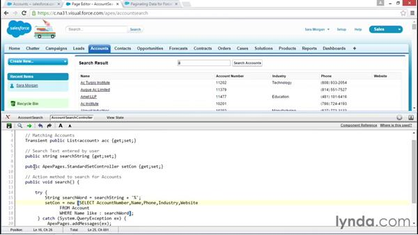 What is the StandardSetController?: Improving Visualforce Performance