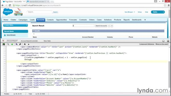 Solution: Change variable text in markup: Improving Visualforce Performance