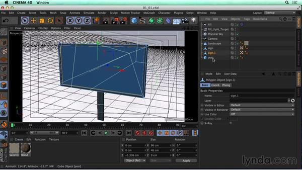 Prepping UVs for export: CINEMA 4D Rendering Tips for NUKE