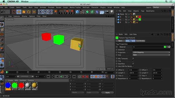 Using luminance to create surface shaders: CINEMA 4D Rendering Tips for NUKE