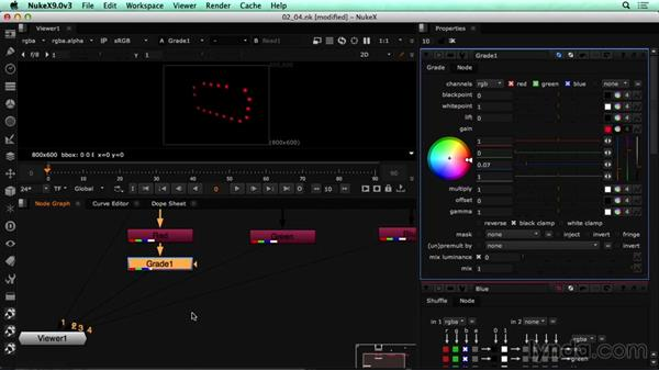 Using RGB passes in NUKE: CINEMA 4D Rendering Tips for NUKE