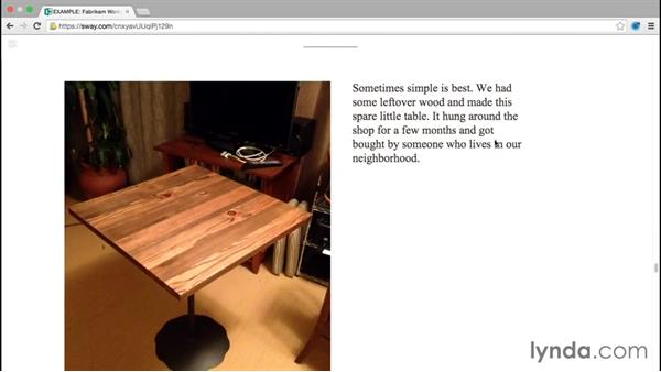 Using Sway for presentations, tutorials, newsletters, stories, and more: Office Sway: First Look