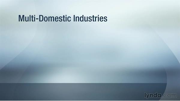 Industry economics matter: Global Strategy