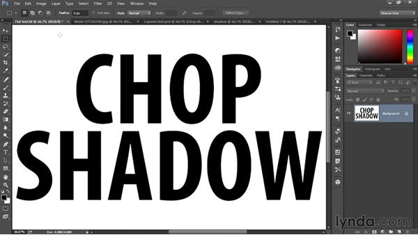 Chops vs. layers: Eight Things Everyone Should Know about Photoshop
