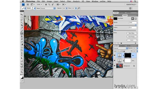 Getting creative with Lab : Photoshop CS4 for Photographers: Creative Color