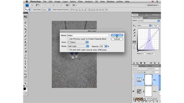 Creative color reduction using Color Balance, Curves, and masking: Photoshop CS4 for Photographers: Creative Color