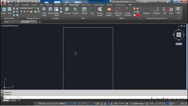 Using the Pallete Manager: AutoCAD Raster Design Essential Training