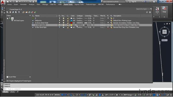 Adding followers: AutoCAD Raster Design Essential Training