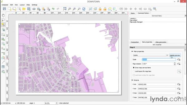 Adding maps: Up and Running with QGIS