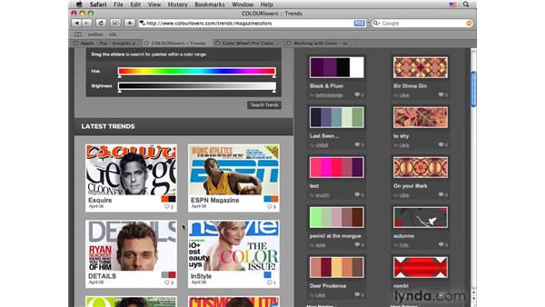 Links for the color curious: Photoshop CS4 for Photographers: Creative Color
