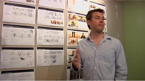 Pre-production: Designing the storyboards: Troika's ABC Brand Campaign: Start to Finish