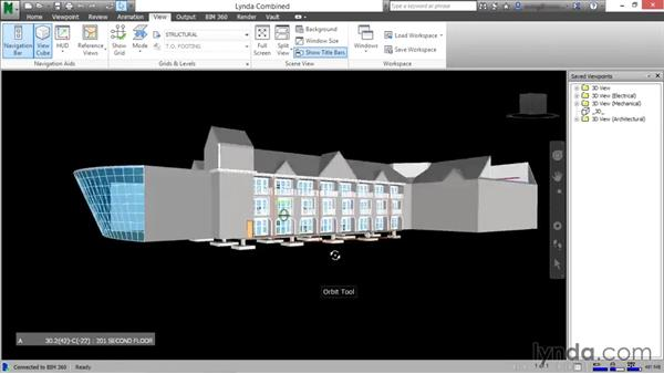 Updating in Navisworks: Up and Running with BIM 360 Glue