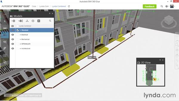 Aligning models: Up and Running with BIM 360 Glue