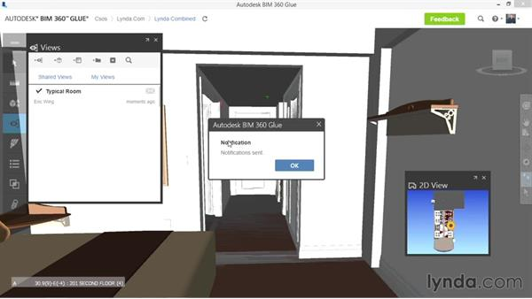 Creating views: Up and Running with BIM 360 Glue
