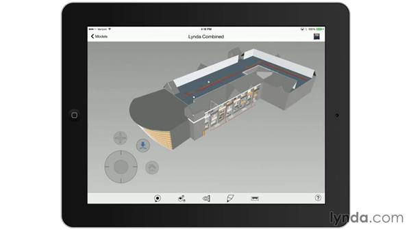 BIM 360 navigation: Up and Running with BIM 360 Glue