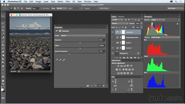 Welcome: Exploring Photoshop: Mastering Curves