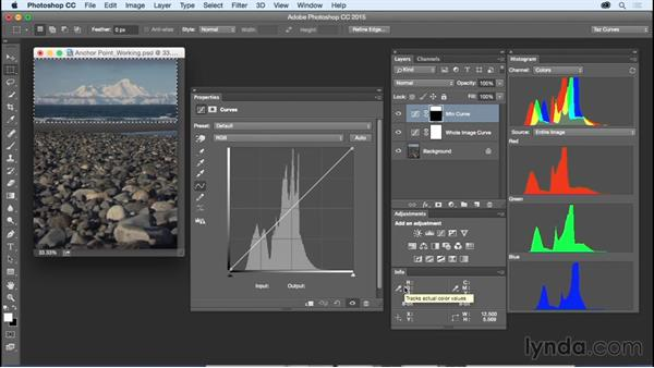 What you should know before watching this course: Exploring Photoshop: Mastering Curves