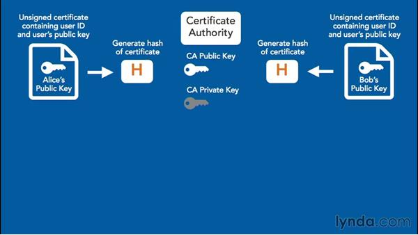 Building a PKI/certificate services infrastructure: Foundations of IT Security: Core Concepts