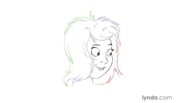 Point of origin: Foundations of Drawing Cartoon Characters for Animation