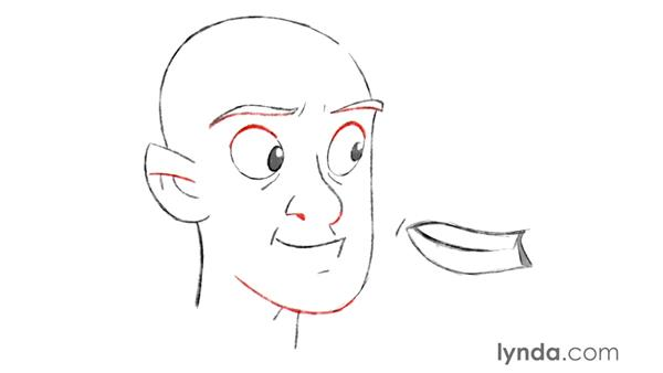 Line weight: Foundations of Drawing Cartoon Characters for Animation
