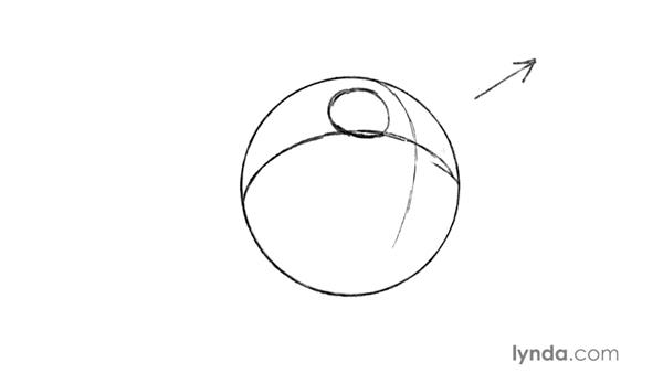 An introduction to drawing eyes: Foundations of Drawing Cartoon Characters for Animation