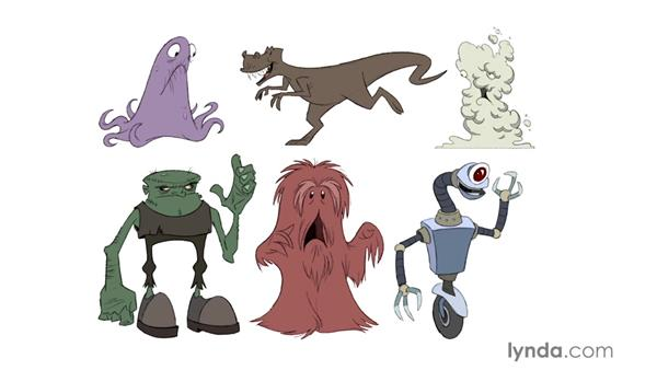 Adding color to your drawing: Foundations of Drawing Cartoon Characters for Animation