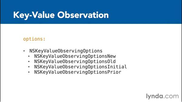 What is key-value observation?: Communicating between Classes with Objective-C
