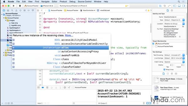 Writing your own Delegate Protocol: Communicating between Classes with Objective-C