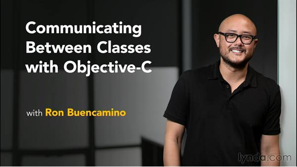 Next steps: Communicating between Classes with Objective-C