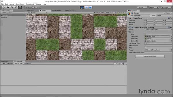 Welcome: Unity 5 2D: Generate Procedural Terrain
