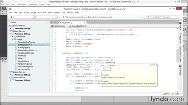 Adding a door: Unity 5 2D: Generate Procedural Terrain