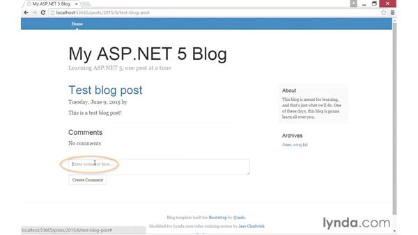 Welcome: Up and Running with ASP.NET 5