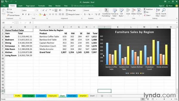What is Excel used for?: Office 365: Excel Essential Training