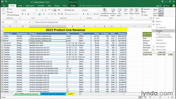 Using Excel Help: Office 365: Excel Essential Training