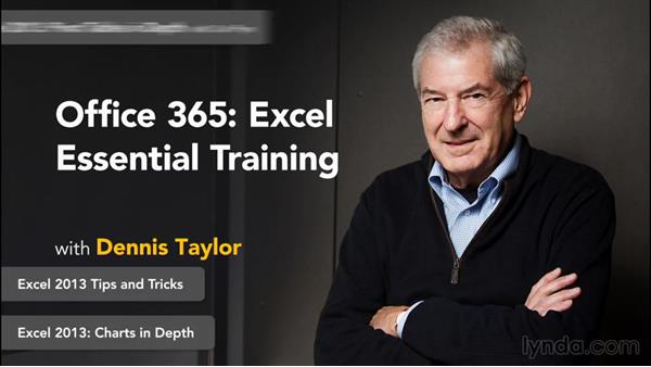 Goodbye: Office 365: Excel Essential Training