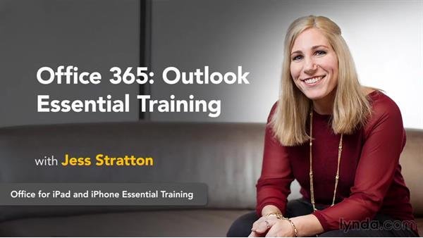 Next steps: Office 365: Outlook Essential Training
