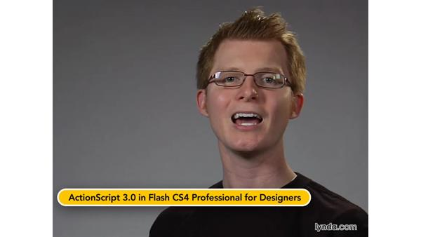 Welcome: Flash CS4 Professional: Object-Oriented Programming
