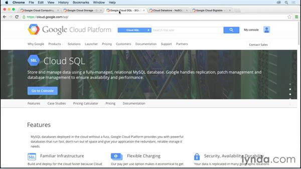 Exploring Google Cloud Platform: Fundamentals of Cloud Data Storage