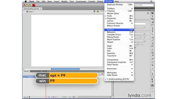 Understanding ActionScript 3.0: Flash CS4 Professional: Object-Oriented Programming