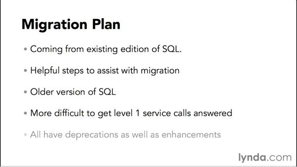 Planning your installation: Part 3: Installing and Administering Microsoft SQL Server 2014