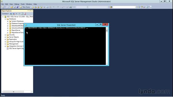 Exploring PowerShell for SQL Server: Installing and Administering Microsoft SQL Server 2014