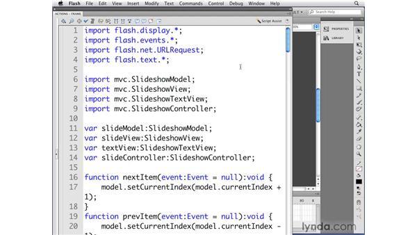 Understanding object-oriented programming: Flash CS4 Professional: Object-Oriented Programming