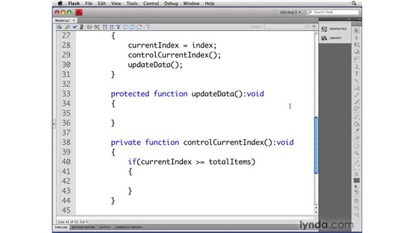 Constraining property values: Flash CS4 Professional: Object-Oriented Programming