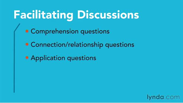 Fostering class discussions: Core Strategies for Teaching in Higher Ed