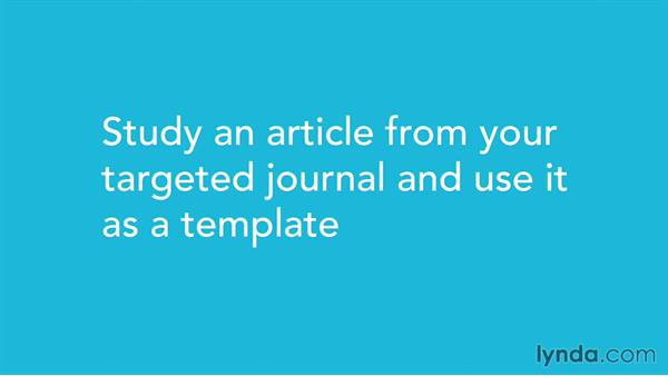 Publishing your work: Core Strategies for Teaching in Higher Ed