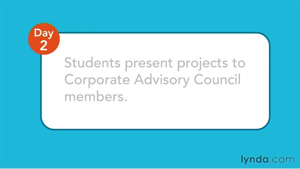 Creating a corporate advisory council: Core Strategies for Teaching in Higher Ed