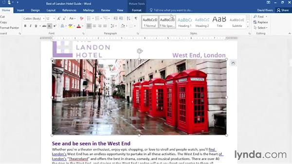 Welcome: Office 365: Word Essential Training