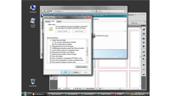 Saving a custom New Document Profile: Illustrator CS4 One-on-One: Fundamentals