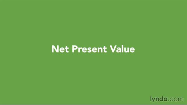 The net present value (NPV) method: Managerial Accounting