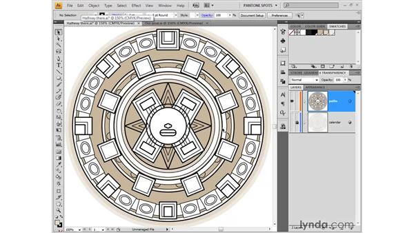 Paste in Front, Paste in Back: Illustrator CS4 One-on-One: Fundamentals